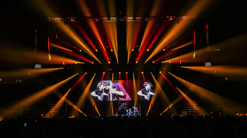 2Cellos embark on 2019 Let There Be Cello Tour « PLSN