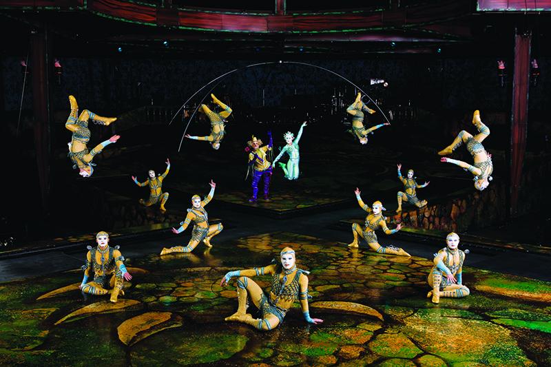 Cirque Du Soleil Helsinki