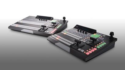FOR-A HVS-350HS HD/SD 1.5 M/E Digital Video Switcher