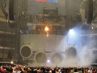 Rihanna Concert Fire July 8 Dallas