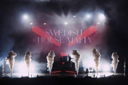 Swedish House Mafia at Oxegen 2011