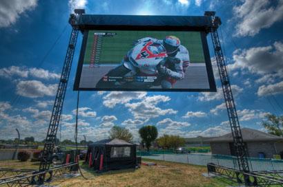 Reel Video I-Mag at MotoGP