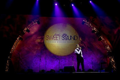 How Sweet the Sound tour