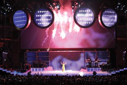 Rihanna LOUD World Tour