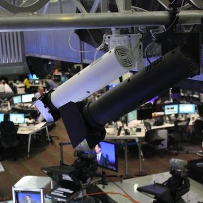 Network 10 newsroom/studio