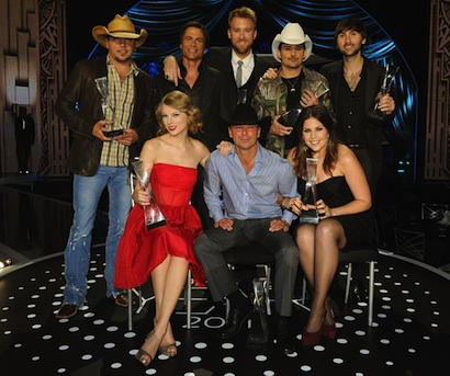 CMT's 2011 Artist of the Year