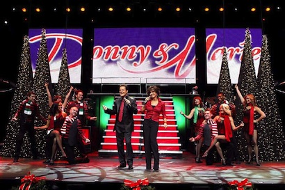 Donny & Marie Christmas Show