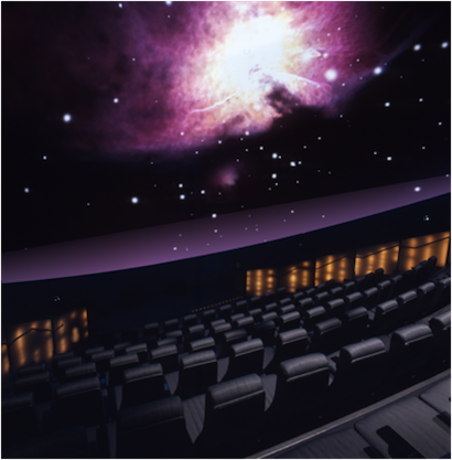 Gates Planetarium