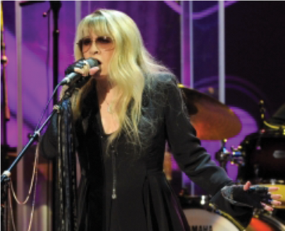 Stevie Nicks performs for Buddy Holly PBS special