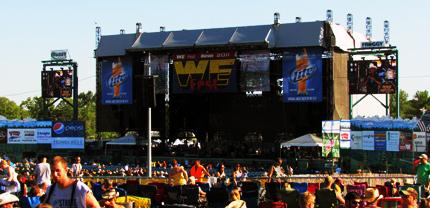 WE Fest 2011