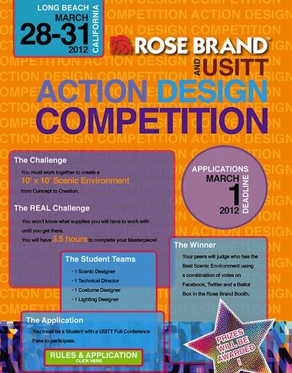 RB USITT design flyer