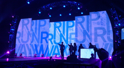 BET's Rip the Runway