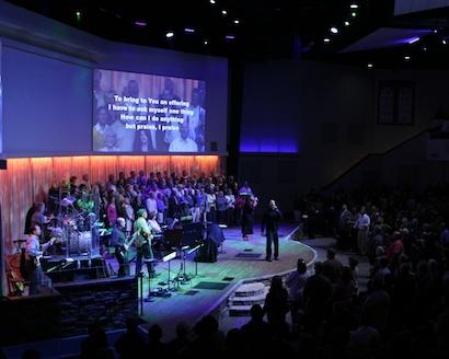 Silverdale Baptist Church
