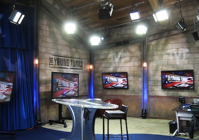 The Young Turks set