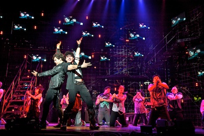 American Idiot: The Musical on tour