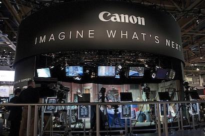 Canon NAB