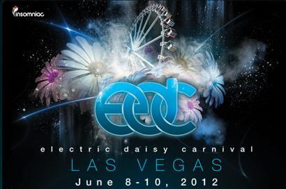 Electric Daisy Carnival Las Vegas 2012