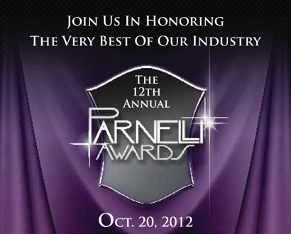 Parnelli Awards 2012 to be held at Mirage Resort Oct 20