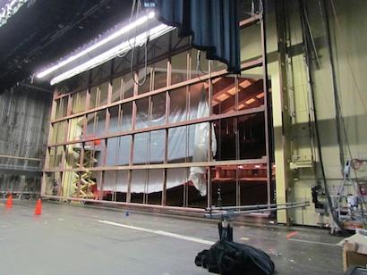 Fire curtain