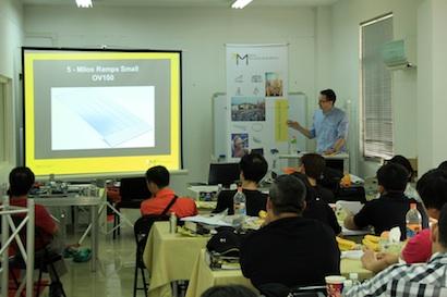 Milos safety workshop