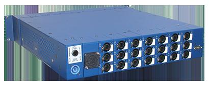 ProPlex GBS gigabit Ethernet switch (Rack-mount version)