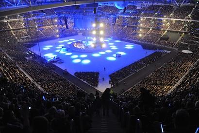 Friends Arena, Stockholm