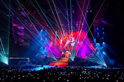 Jennifer Lopez in Russia