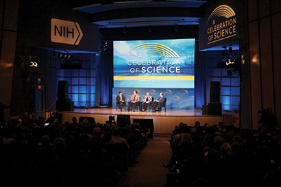 WorldStage supported DC area events promoting science including a gala at the Eisenhower Theater at Kennedy Center.