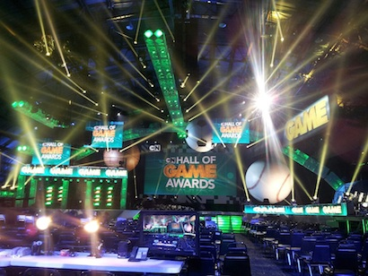 Hall of Game Awards 2013