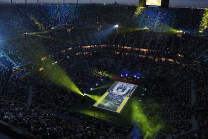 US Open Opening Ceremony