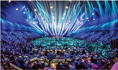 Eurovision 2013 photo by Ralph Larmann