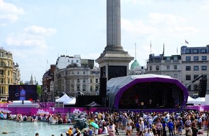 'London Get Reading' Festival