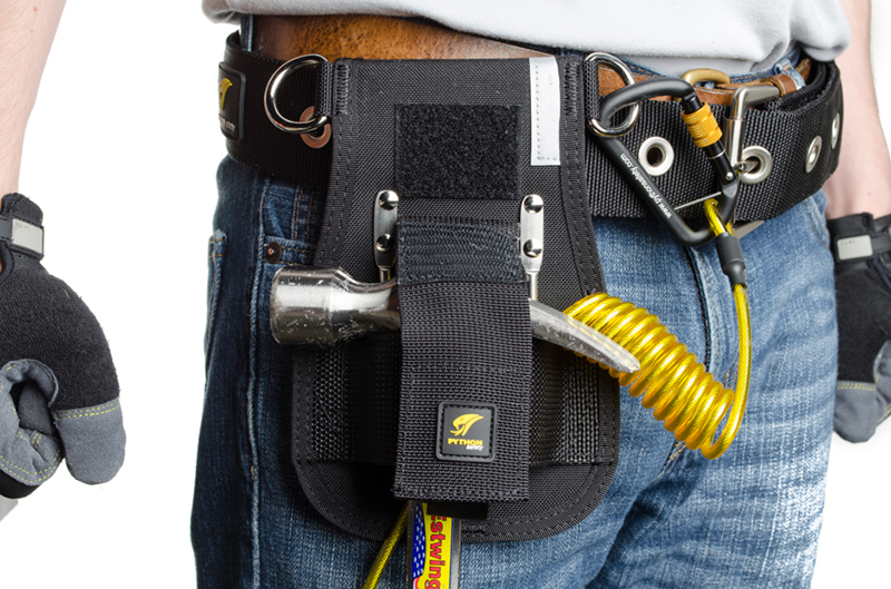 Python safety holster from Mountain Productions