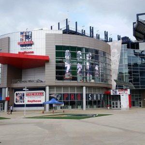Gillette Stadium, Home of the Patriots, Installs NanoLumens Displays