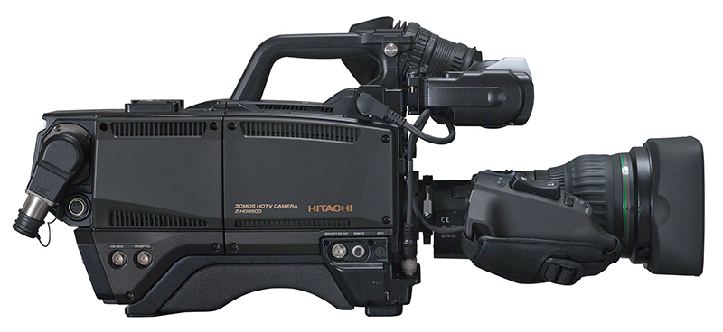 Hitachi Kokusai Z-HD5500 1080p Studio and EFP Camera