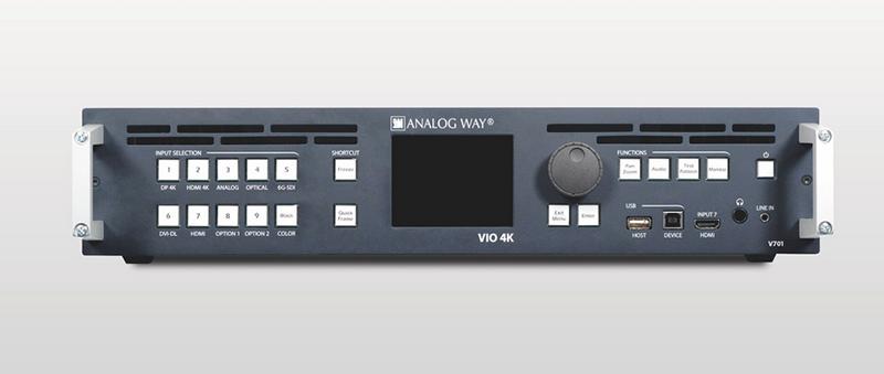 Analog Way VIO 4K converter