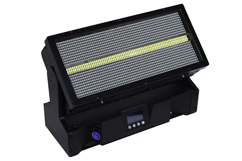GLP's JDC1 Strobe comes with 1440 RGB and 216 white LEDs.