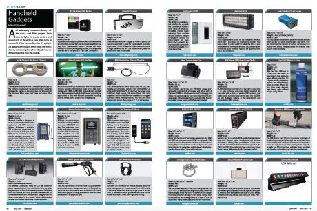 PLSN July 2017 Buyers Guide - Handheld Gadgets