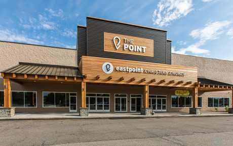 EastPoint Christian Church is now among the largest churches in Maine. They recently opened a church campus in a 92,000-square-foot former big box store in South Portland, Maine.