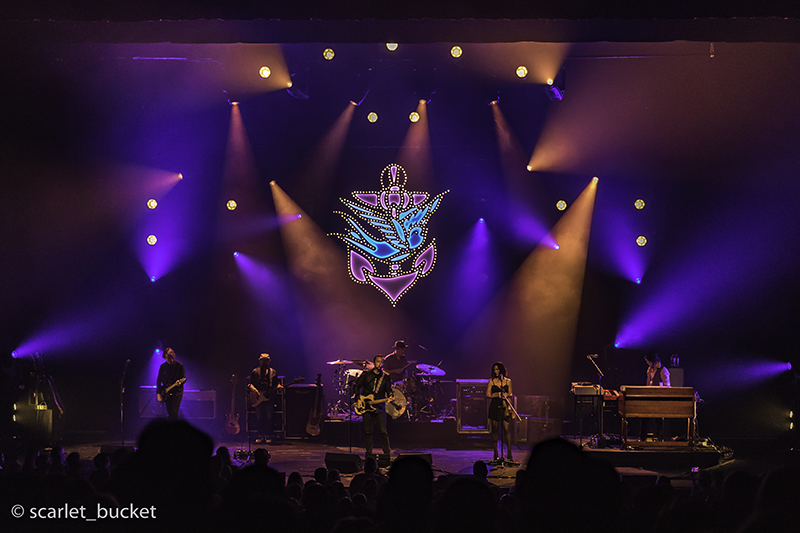 Jason Isbell and The 400 Unit perform. Photo by Scarlet Bucket
