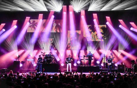 Duran Duran 2017 Tour photo by Steve Jennings
