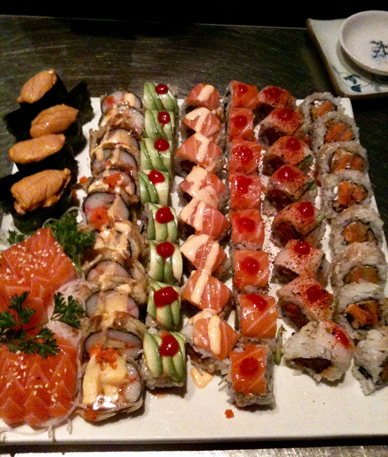 A Programmer's Guide to Sushi