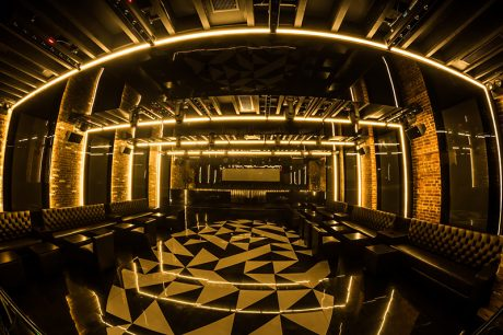 The nightclub turned to Tirso Lighting for the upgrade.
