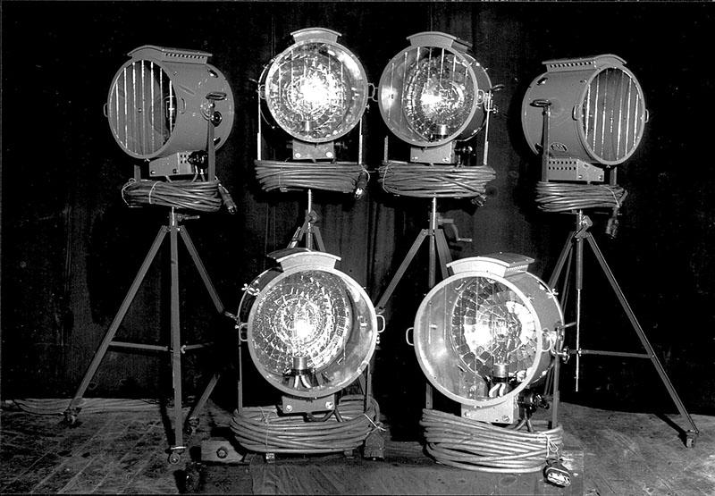 Light Fixtures from 1924