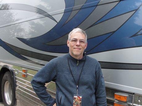 Benoit Richard photo by Debi Moen