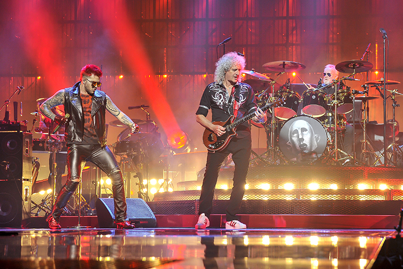 Queen + Adam Lambert World Tour 2017 « PLSN