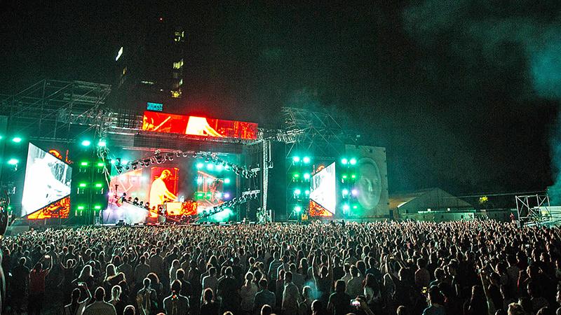 The TIMESHIFT Music Festival