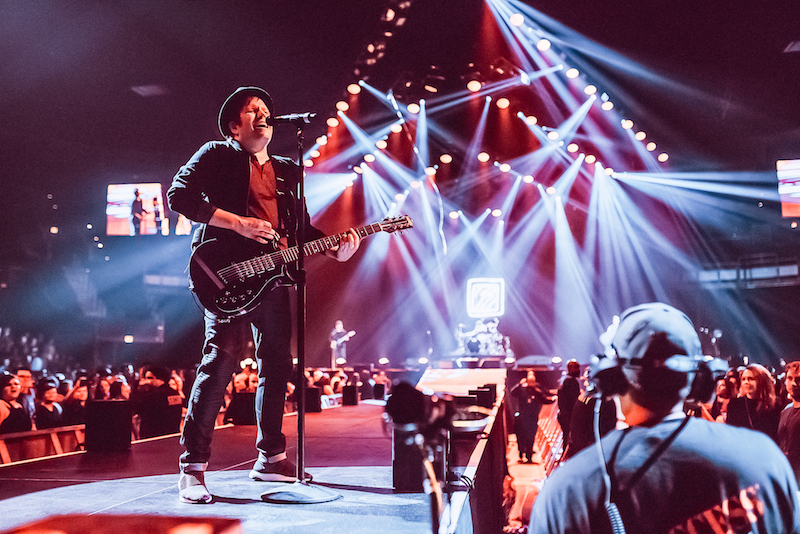 Fall Out Boy makes use of Blackmagic gear
