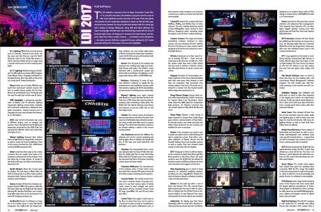 PLSN's 2017 LDI Show Report