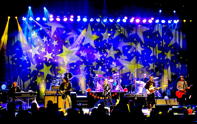 Ringo Starr and his All Starr Band. Photo by Debi Moen